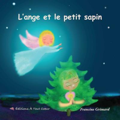 L'ange et le petit sapin