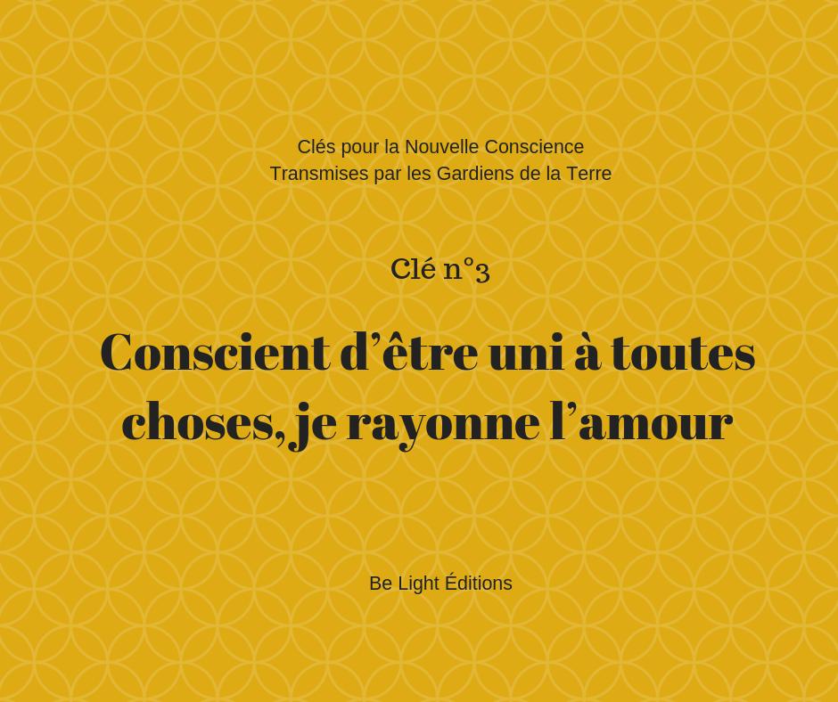 Cles nouvelle conscience 2