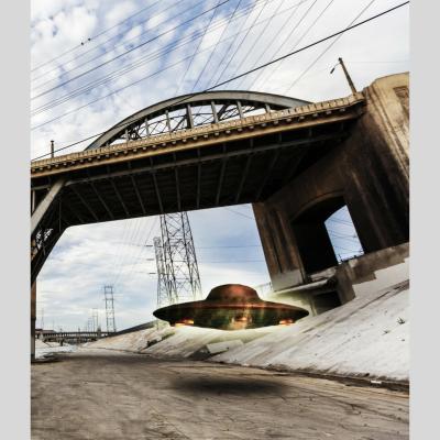E-book - Le secret des soucoupes volantes