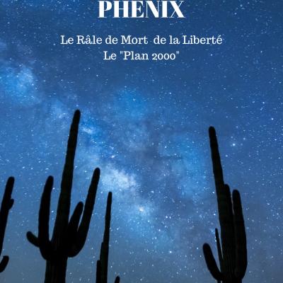 E-book Le Retour du Phénix -Le Râle de Mort de Liberté