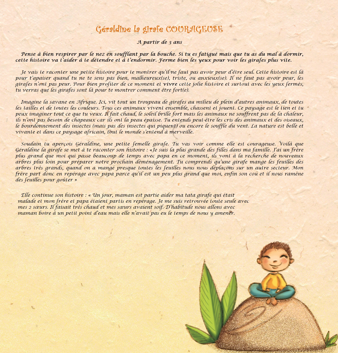 Exemple page ab pour site